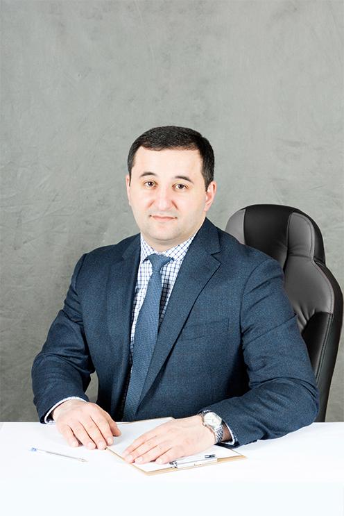 Якубов Рашад Киязович юрист